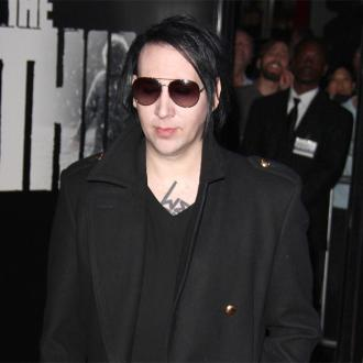 Marilyn Manson Wants Aids For Christmas