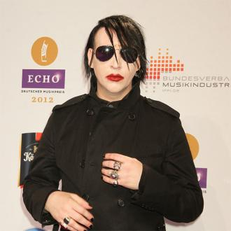 Marilyn Manson 'Feels Like It's Raining On Him'