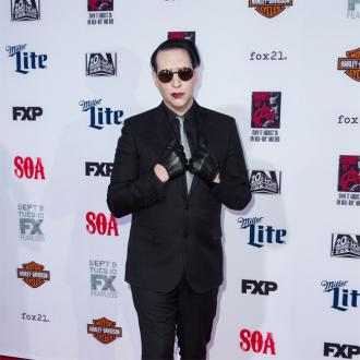 Marilyn Manson wins Lifetime Achievement at Kerrang! Awards