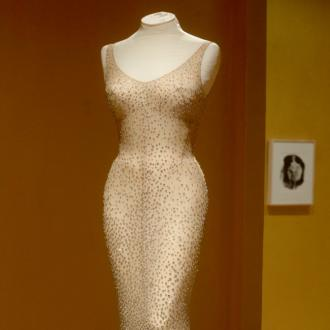 Marilyn Monroe's iconic nude dress sold