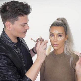 Kim Kardashian West unveils the new KKW Beauty collaboration with Mario