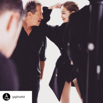 Mario Testino is the 'true light' in Gigi Hadid's life