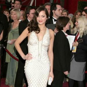 Marion Cotillard's Inception Double Take