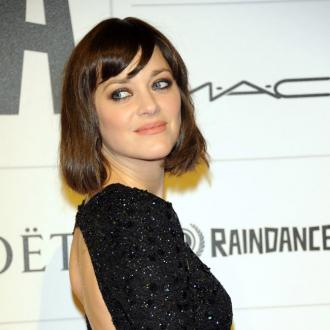 Marion Cotillard had eight Allied dressed