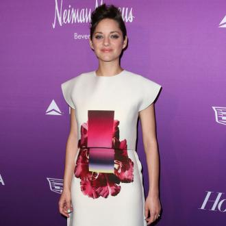 Marion Cotillard's Dark Knight Rises 'overreaction'