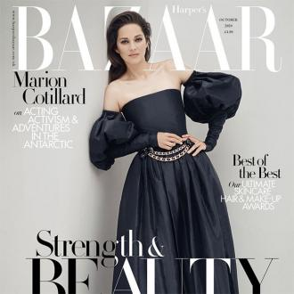 Marion Cotillard: It was a 'relief' being in lockdown