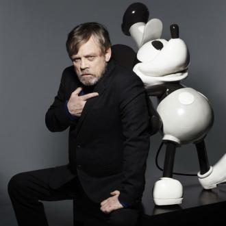 Mark Hamill celebrates Mickey Mouse's 90th birthday
