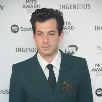 Mark Ronson was 'nervous' about personal songs
