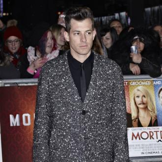 Mark Ronson Upset He's Not Popular In Russia
