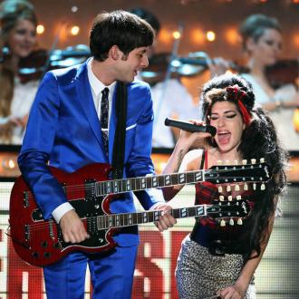 Amy Winehouse 'turned volume down' on Mark Ronson's song