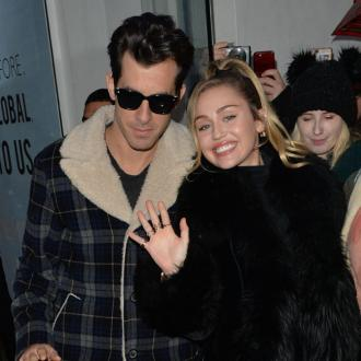Mark Ronson And Miley Cyrus Bonded Over Her Animals