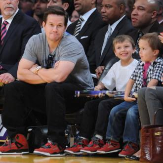 Mark Wahlberg's Naughty Son