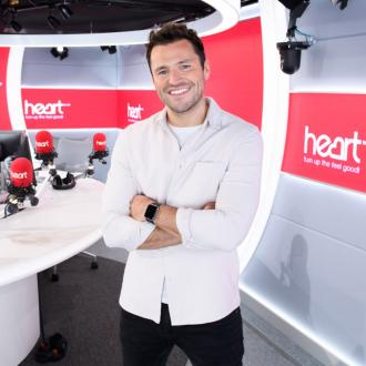 Mark Wright reveals baby name choice and jokingly asks Robbie Williams' permission