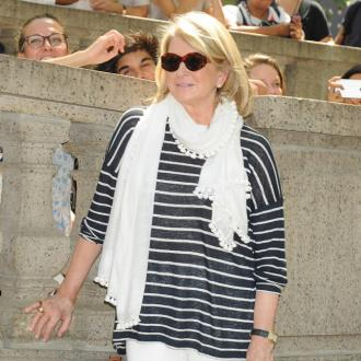 Martha Stewart 'took up Chelsea Handler's challenge to smoke a joint'