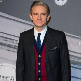 Martin Freeman has enlightening journey in Black Panther