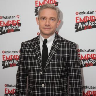 Martin Freeman believes in ghosts