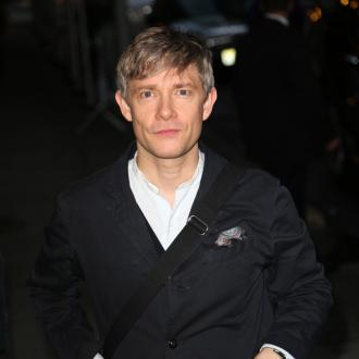 Martin Freeman's Hobbit Nerves