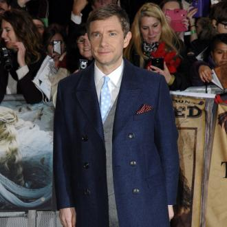 Martin Freeman Doesn't Enjoy Adulation