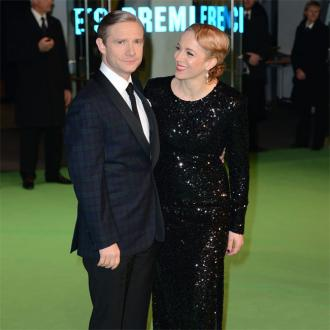 Martin Freeman opens up about 'civilised' split from Amanda Abbington