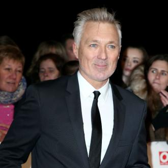 Martin Kemp Has An Extra Kidney