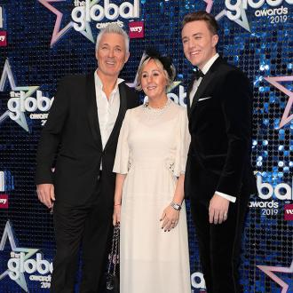 Martin Kemp proud of open-minded son Roman