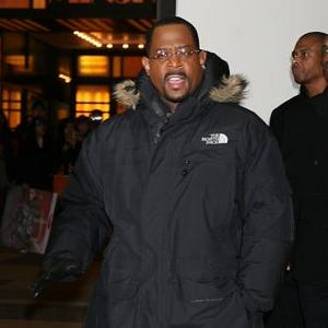 Martin Lawrence Splits From Wife