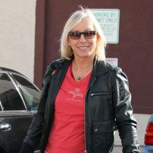 Martina Navratilova Voted Off Dwts