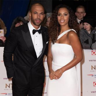 Rochelle Humes thanks husband Marvin for moving house for them whilst she works