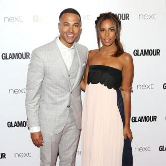 Rochelle Humes tried to 'scrub off' skin