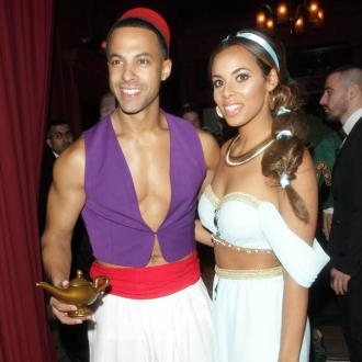Rochelle Humes Hosts 25th Disney Birthday Party