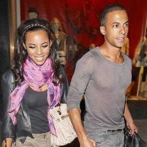Marvin Humes 'Sad'to Split From Rochelle