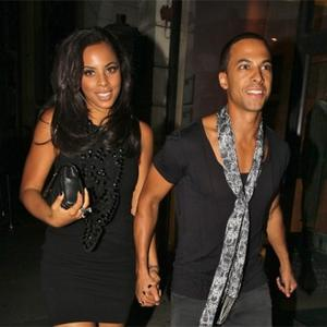 Marvin Humes Buys Love Gifts For Rochelle