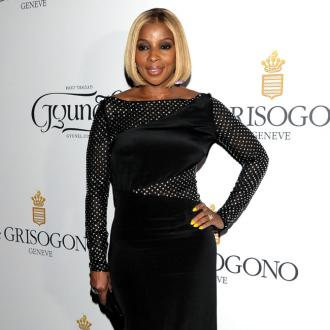 Mary J. Blige: I was petrified to interview Hilary Clinton