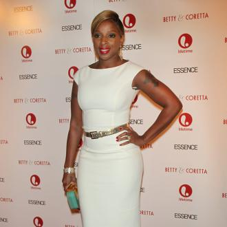 Mary J. Blige enjoys feasting during holiday season