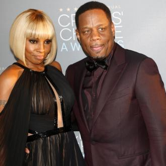 Mary J Blige files for divorce