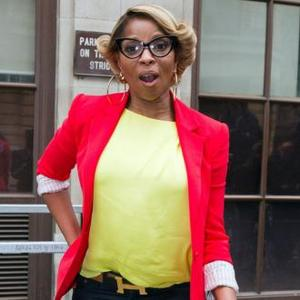 Mary J Blige Apologises For Burger King Ad