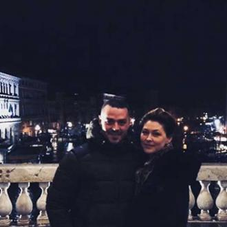 Matt and Emma Willis re-visit proposal spot in Venice