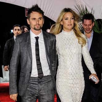 Matt Bellamy misses Kate Hudson