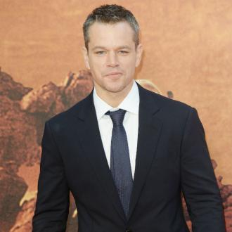 Matt Damon's space needs