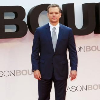 Matt Damon to take acting break