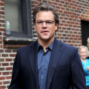 Matt Damon Not Afraid Of Old Age