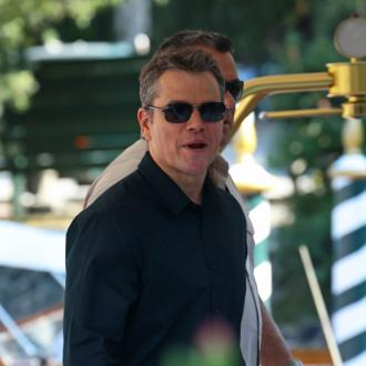 Matt Damon was 'alarmed' by lack of diversity