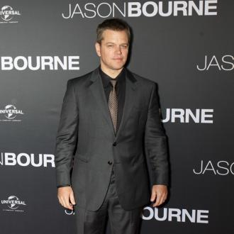 Matt Damon stepped on 'eight foot' python