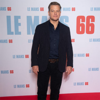 Matt Damon's No Sudden Move cameo