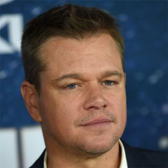 Matt Damon's emotional return