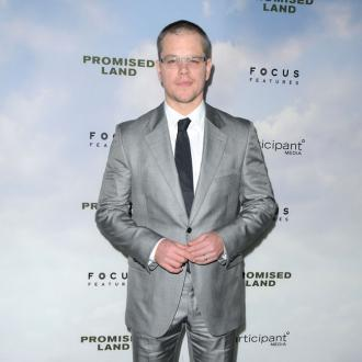 Matt Damon Didn't Want To Deny Gay Rumours