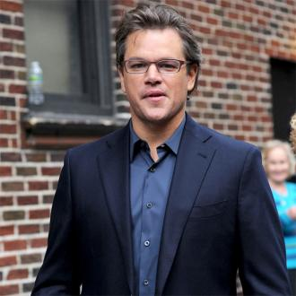 Matt Damon receives 2013 Harvard Arts Medal