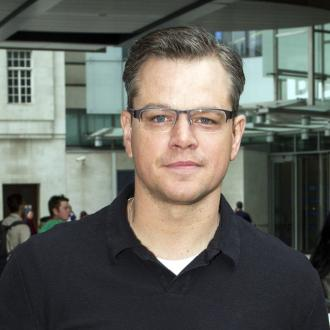 Matt Damon Lucky To Have Fallen For A 'Civilian'