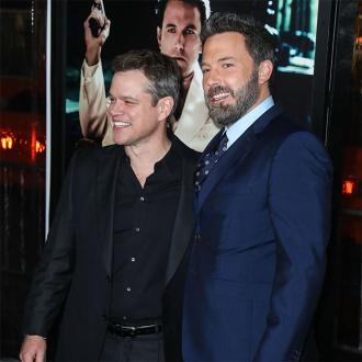 Ben Affleck says Matt Damon was 'so jealous' of early acting career
