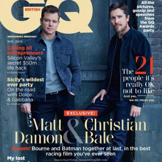 Matt Damon 'inspired' by Christian Bale